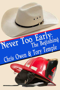 Never Too Early: The Beginning by Tory Temple and Chris Owen
